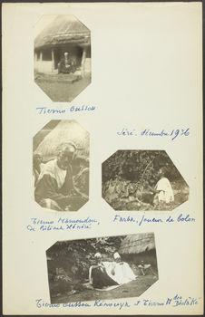Tierno Oussou Kénouya et Tierno Mdou Diolâké [portrait]