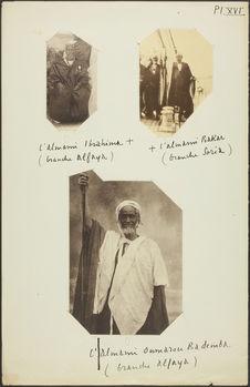 L'Almani Oumarou Bademba [portrait]
