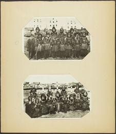 A.O.F. Soudan. Danseurs de sanga
