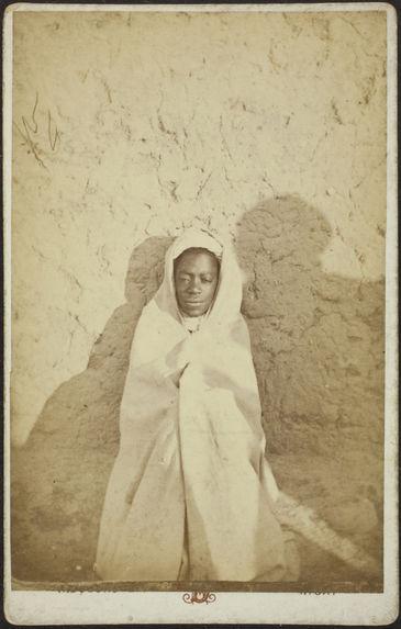 Jeune nègre de Biskra originaire du Haouna