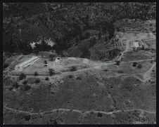 Sans titre [photographie aérienne d'un site archéologique]