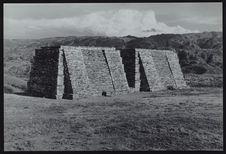 Sans titre [Mixco Viejo. Vue du site archéologique]