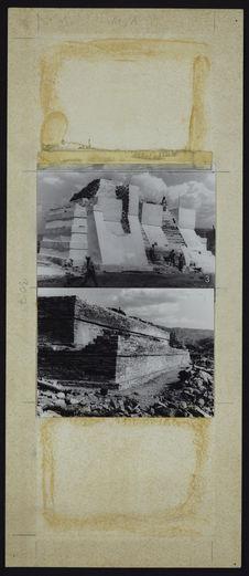 Sans titre [les ruines mayas de Mixco Viejo ? en cours de restauration]