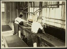 Fabrication du papier japonais