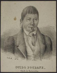 Guido Pocrane, chefe de Botocudos