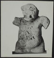 Mexique. Statue de singe de Mérida (Yucatan)