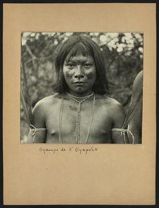 Oyampi de l'Oyapoque