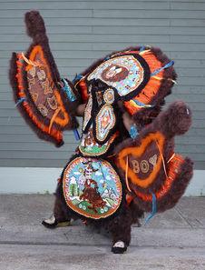 Mardi Gras Indians 13