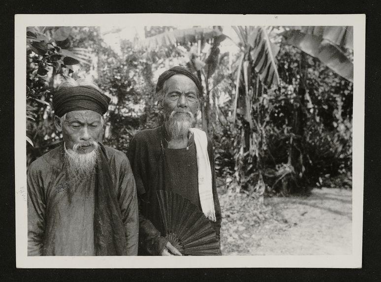 Deux doyens de Tan Ly