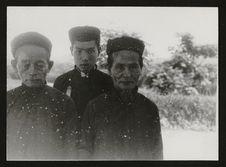 Sans titre [trois hommes]