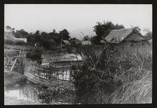 Maisons d'un village