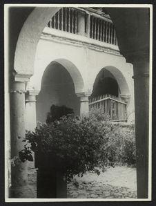 Tunja, maison de Gonzalez-Suarez Rendon