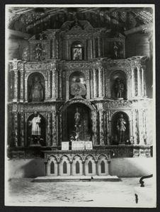 Tunja, église de Ste Barbara