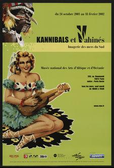 Kannibals et vahinés. Imagerie des mers du sud