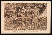 Cochinchine, Bienhoa, Groupe de femmes Cho-Ma