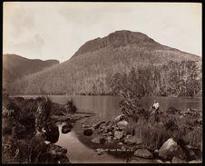 Mt Gould, Lake Marion