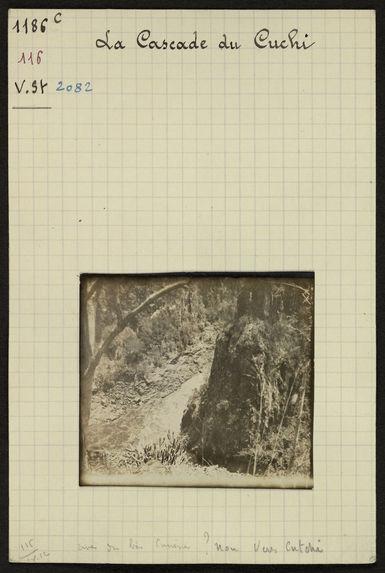 La cascade du Cuchi