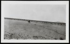 Le désert entre Port Soudan et Atbara