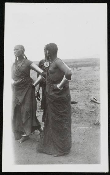 N'Gong Hills Masaï women