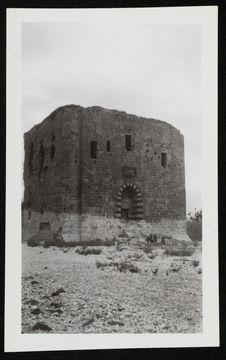 Tripoli, vieux donjon sarrasin