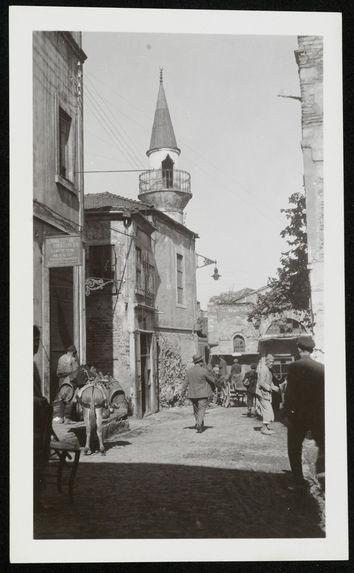 Constantinople, mosquée