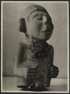 Mexique - Yucatan [statuette]