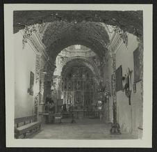 San Francisco Acatepeque (Puebla) : église
