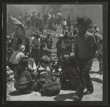 Chichicastenango : Indiens Quiché, marché, église, procession