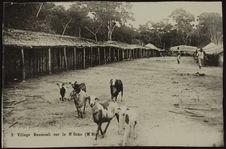 3. Village Boumoali sur la N' Goko (M'Bio)