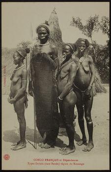 Types Dakois (race Banda)