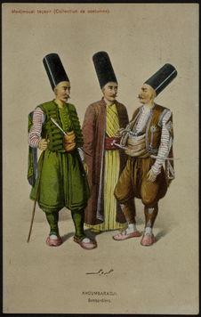 Medjmouaï teçavir (Collection de costumes)