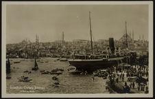 Le quai de Galata