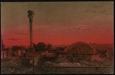 La colonne de l'empereur Marcien