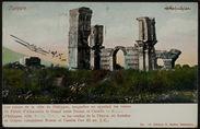Les ruines de la ville de Philippes