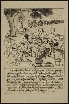 Les conseils de Bouddha sur la propreté et l'hygiène dans les monastères