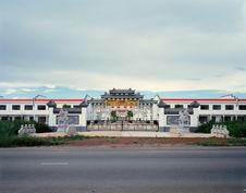 Namibia, China town, Namibia 2013