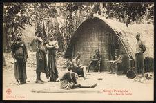 Congo Français - Famille batéké