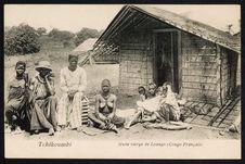 Tchikoumbi. Jeune vierge de Loango (Congo Français)