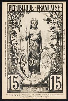 Sans titre [reproduction d'un timbre postal]