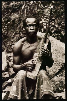 Gabon Musicien