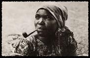 Brazzaville: femme Balali