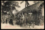 Congo Français. Femmes fiotes aux environs de Loango