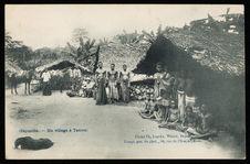 Un village à Temvo