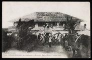 Achat d'ivoire à la factorerie Tréchot frères, à Loango, 1897
