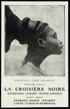 Nobosodrou, femme Mangbetou