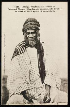Samory puissant Almany soudanais
