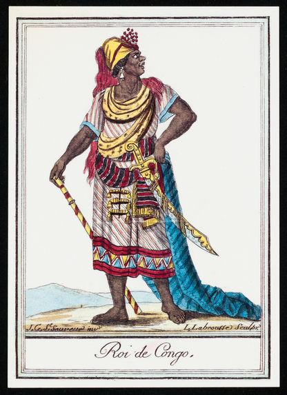 Roi de Congo