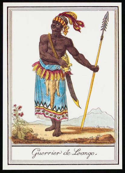 Guerrier de Loango