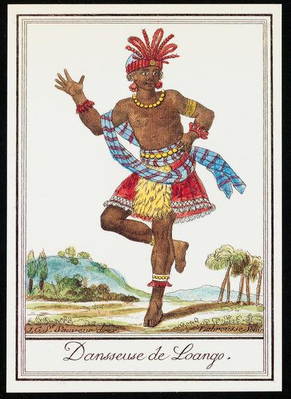 Danseuse de Loango