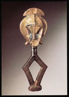 Figure de reliquaire
